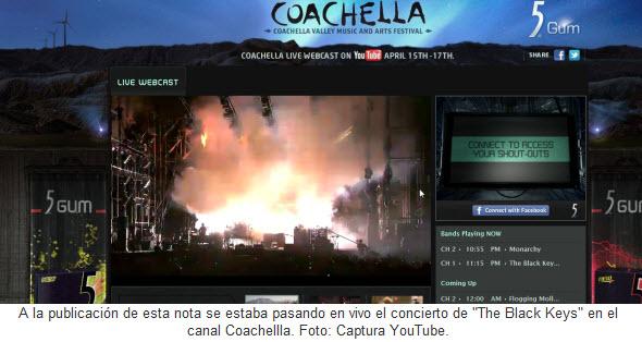 El YouTube ahora se puede ver video en vivo con YouTube Live