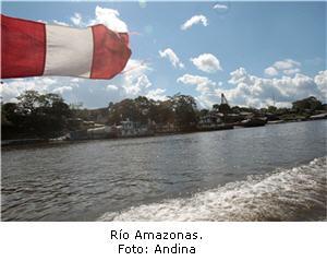 Amazonas candidata a las maravillas naturales