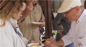 Comida peruana en la ciudad de Perú en Nebraska