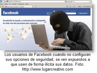 ¿Existe seguridad de los datos en Facebook?