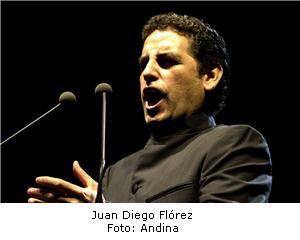 Juan Diego Flórez cantará ópera en el <a href=