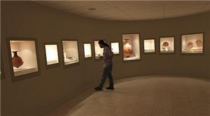 Museo de sitio en Machu Picchu, Manuel Chávez Ballón