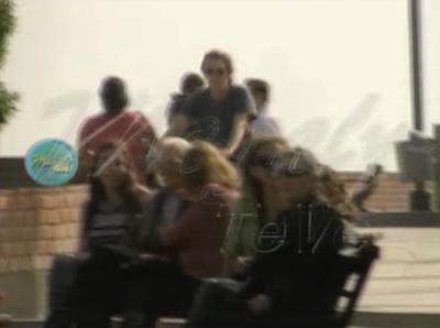 Paul McCartney en el malecón Cisneros de Miraflores