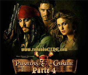 Piratas del Caribe 4 lider en la taquilla norteamericana