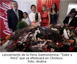 Sabe a Perú destacará insumos y comidas del norte peruano