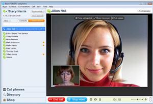 Red social Skype ahora en Microsoft