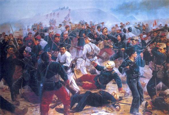 Batalla de Arica - Día de la Bandera de Perú, 7 de junio