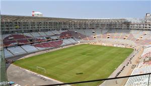 Estadio Nacional en Lima con iluminación única en el mundo