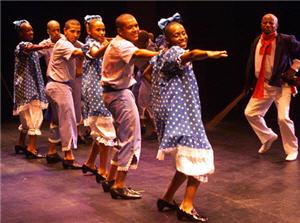 Música afro peruana en la Fiesta de la Música