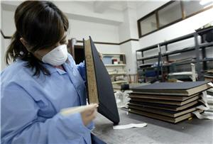 Preservación de documentos peruanos