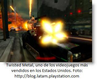 Foto de Twisted Metal - Videojuegos para Ps3