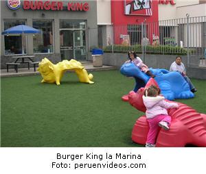 Burger King La Marina