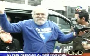 Bill Clement de Peru Nebraska visita el verdadero Perú