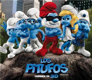 Los Pitufos La película