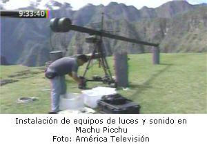preparativos Machu Picchu