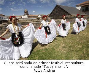 danzas típicas en Cusco