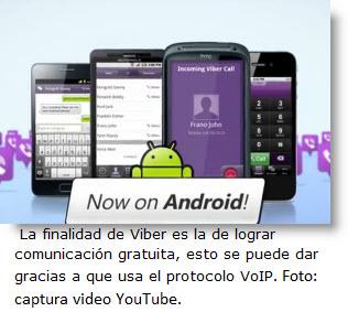 Llamadas gratis con Android