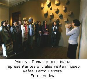 Museo Larco de Pueblo Libre
