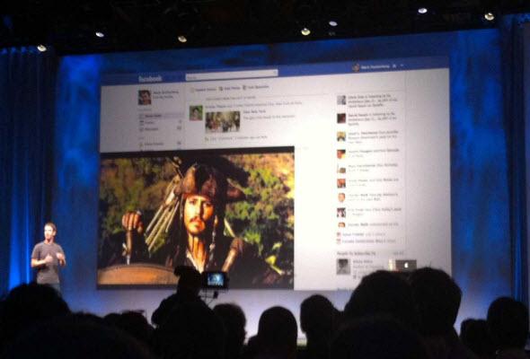 Herramienta para el perfil de Facebook - Timeline