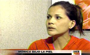 Mónica Sánchez al desnudo