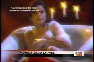 Mónica Sánchez en La Perrciholi