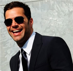 Ricky Martin en Lima