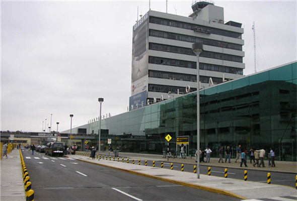aeropuerto Jorge Chávez líder en Sudamérica 2011 - noticias