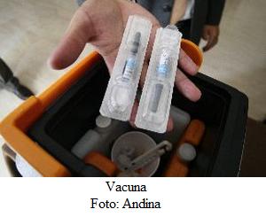 vacuna contra enfermedades de otros países - noticias