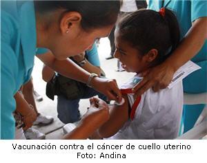 vacunacion papiloma humano