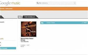 Google Music - noticias