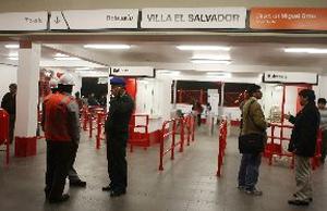 Metro de Lima Tren Eléctrico - noticias