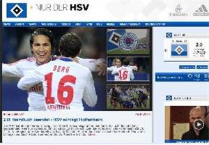Paolo Guerrero en el Hamburgo delantero peruano - noticias