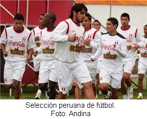 selección peruana de fútbol - noticias