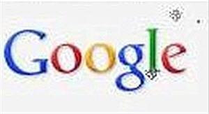 Google con nieve, efectos de nieve - noticias