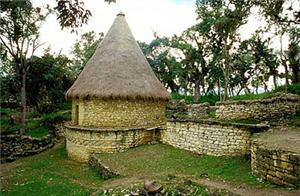 Fortaleza de Kuélap, sitio arqueológico de Amazonas