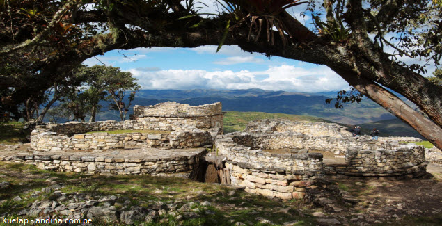 sitio arquelógico en Amazonas