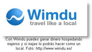 Logo de Wimdu hospeda a turistas en tu casa y viaja como un local experimenta más.