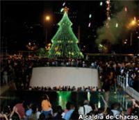 Navidad en Venezuela, la patinata - noticias