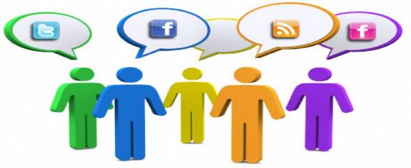 Creamos sus cuentas en Redes Sociales y las administramos.