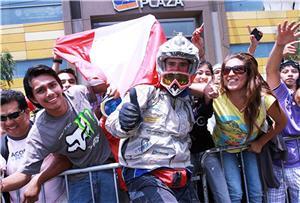 Rally Dakar en Perú, competencia en Perú - noticias