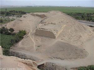 Edificio anexo de Paramonga, fortaleza, Lima - noticias