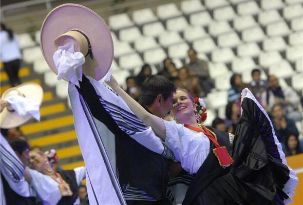 Concurso Nacional de Marinera en Trujillo Perú
