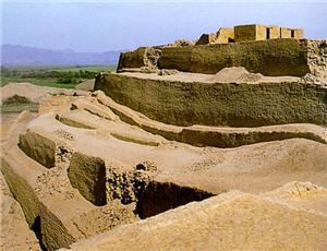 Fortaleza de Paramonga en Lima