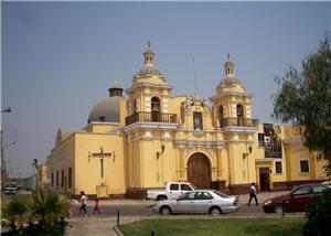 Iglesia de Santiago Apóstol, Plaza Barrios Altos - noticias