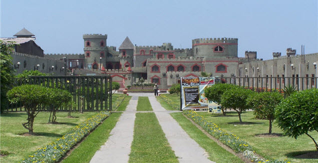 Chancay Castle, ideal  place for sightseeing in Lima
