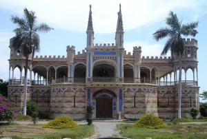 Castillo Unanue, San Vicente de Cañete - noticias