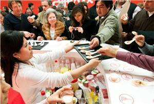 Feria gastronómica en Italia, comida peruana, Marca Perú - noticias