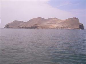 Isla San Lorenzo en El Callao - noticias