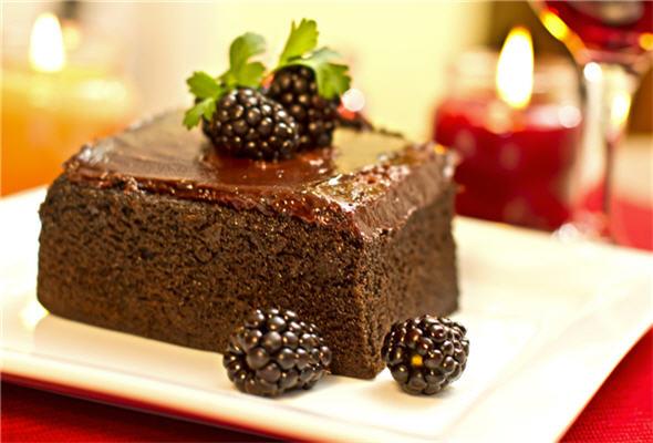pastel de chocolate ayuda a bajar de peso, perder peso - noticias