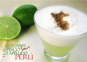 Pisco Peruano, bebida emblemática, cóctel - noticias